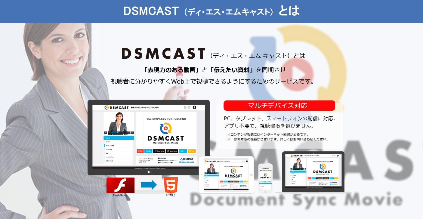 DSMCASTとは:東京アプリケーションシステム